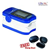 Life Plus Finger Pulse Oximeter(LPM-101)