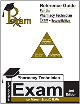 reference guide for the pharmacy technician exam second edition rh amazon com Pharmacy Technician Exam Review Pharmacy Technician Cartoon