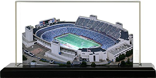 Buffalo Bills Ralph Wilson Stadium, Small Lighted in Display Case (Stadium Wilson Ralph)