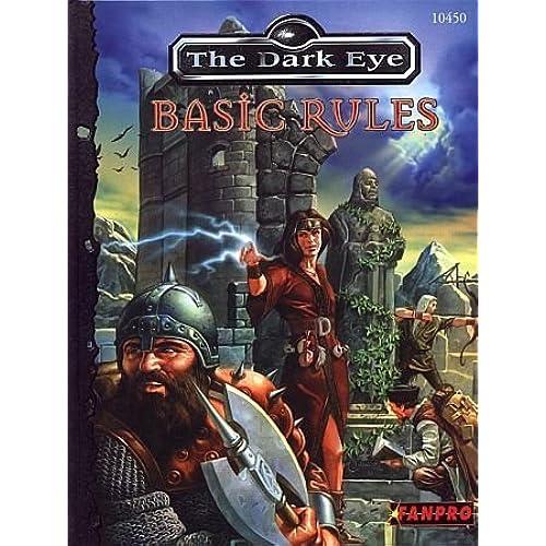 The dark eye amazon the dark eye basic rules fpr10450 fandeluxe Choice Image