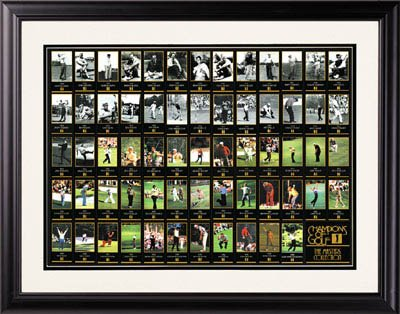The Champions of Golf, Masters Collection