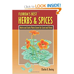 Florida's Best Herbs and Spices Charles R Boning