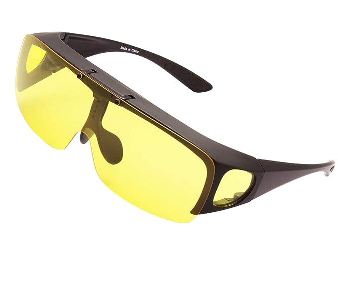 Agstum colocar sobre gafas polarizadas gafas de conducción ...
