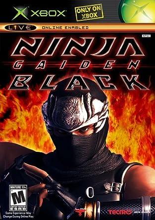 Ninja Gaiden Black by Tecmo Koei: Amazon.es: Videojuegos