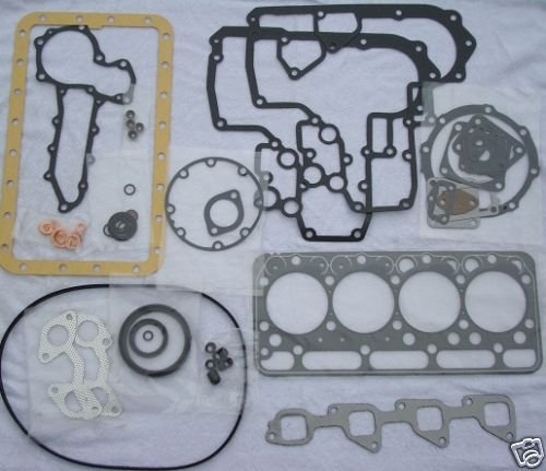 Kubota V2203 Motor Full Gasket Set by superior quality