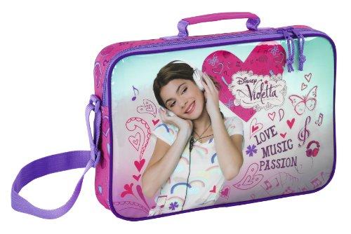 Portafoglio borsa a tracolla Violetta Disney