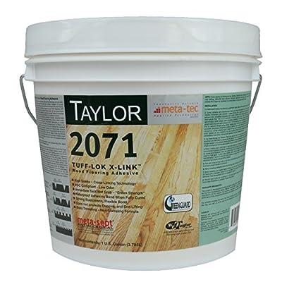 Taylor Meta-Tec 2071 Tuff-Lok X-Link Wood Flooring Adhesive (1 Gallon)
