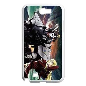 break blade broken blade Samsung Galaxy N2 7100 Cell Phone Case White AMS0713370