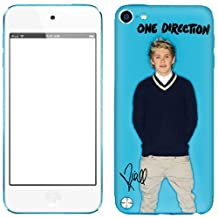 Zing Revolution One Direction Premium Vinyl Adhesive Skin for iPod touch 5G (Niall Blue Bright)