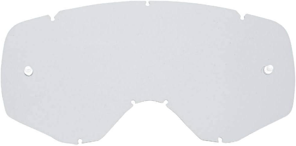 SeeCle SE-41V220-HZ lenti di ricambio per maschere arancione specchiato compatibile per maschera Ethen Zerosei
