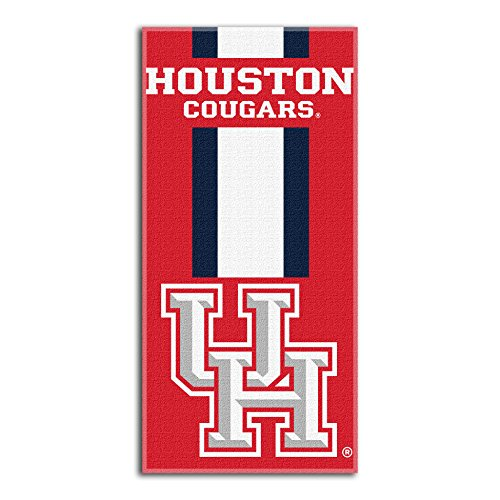Northwest NCAA Houston Cougars  Beach Towel,  30 x 60-inch