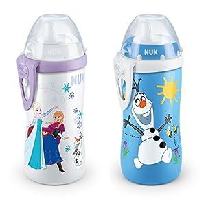 NUK Kiddy Cup Disney Frozen, Colori Assortiti 10 spesavip