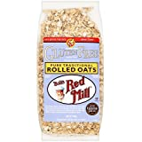Bobs Red Mill Gluten Free Traditional Rolled Oats, 400g
