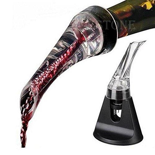 FidgetGear Essential Set Quick Aerating Pourer Decanter Red Wine Mini Travel Aerator from FidgetGear