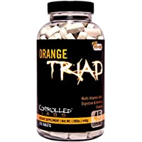 Orange Triad Vitamins 270-Count Bottles