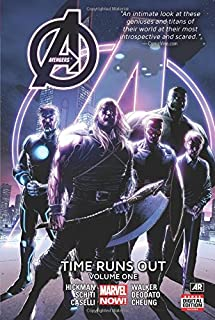 Book Cover: Avengers: Time Runs Out Volume 1