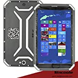 8 inch window 10 home portable rugged tablet