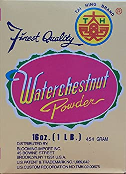 Waterchestnut Powder - 1lb