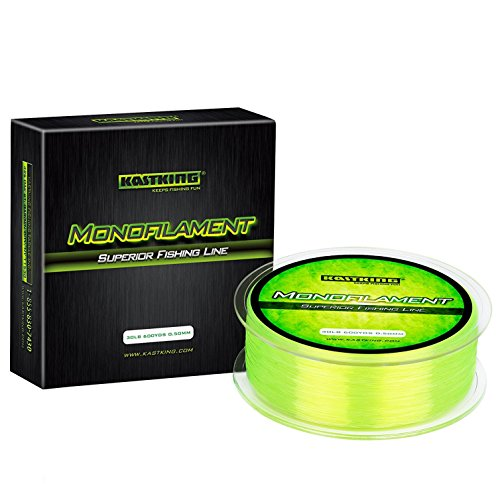 KastKing World's Premium Monofilament 274M/300 Yards - 8LB (The Best Fishing Line For Bass)