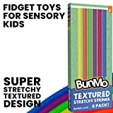 Fidget Toys and Textured Sensory Toys by BUNMO
