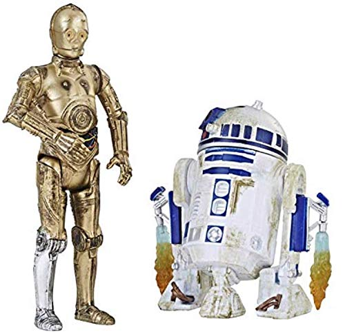 (Star Wars Force Link 2.0 C-3PO & R2-D2 Two-Pack)