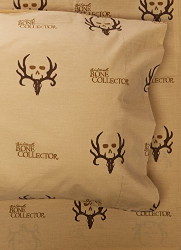 Bone Collector Sheet Set, Twin