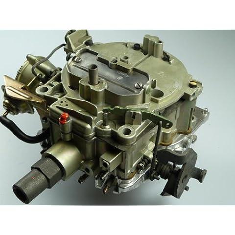 1976-77 BUICK OLDSMOBILE ROCHESTER M2/M4MC 2BBLCARBURETOR 4BBL BASE 4.3 V8 #5877 - V8 4bbl Carburetor