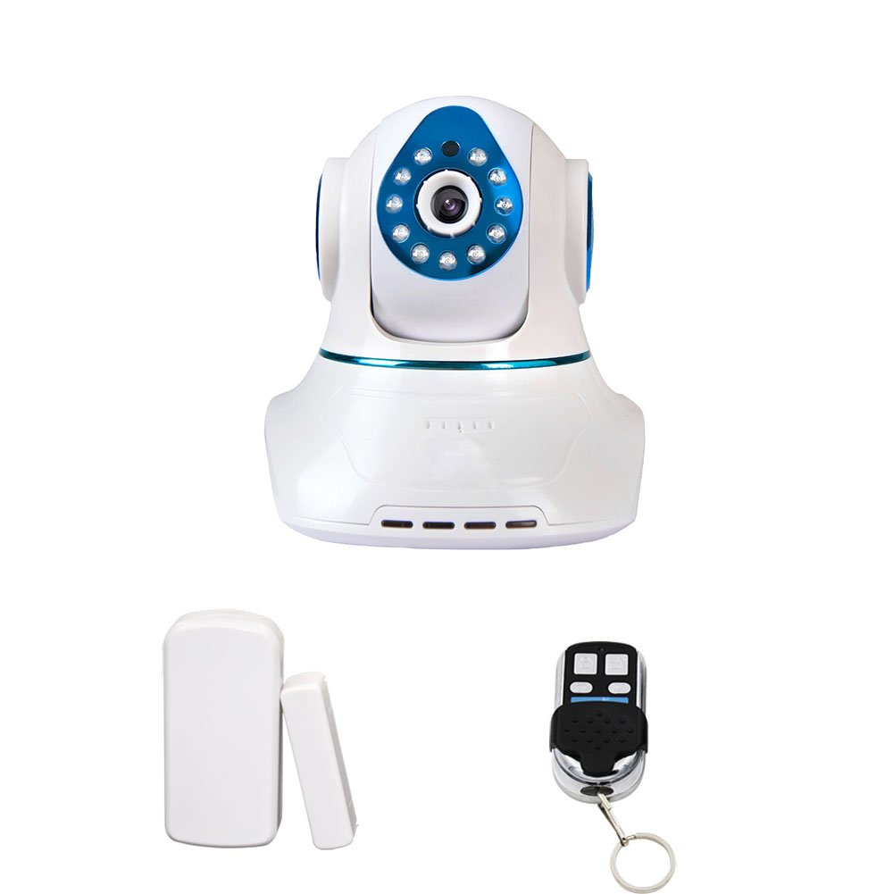 ERAY 720P HD Wireless Home Security IP Camera,Baby / Pet Monitor,PIR ...