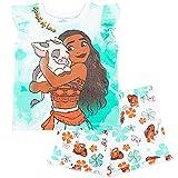 Disney Princess Moana Baby Girls Ruffle T-Shirt