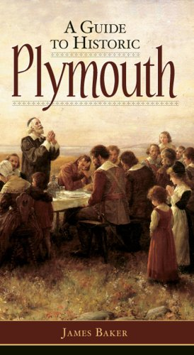 Read Online A Guide to Historic Plymouth (History & Guide) ebook