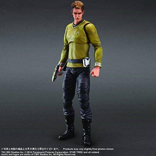- Square Enix Play Arts Kai Captain Kirk