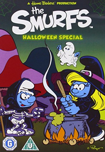 [The Smurfs Halloween Special] (The Smurfs Halloween)