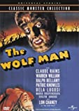 The Wolf Man by Jr. Lon Chaney