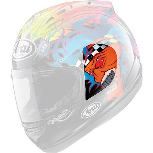 Arai Helmets Shield Cover Set - Russell (Arai Shield Cover)