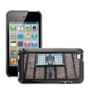 Print Motif Coque de protection Case Cover // M00157323 Ventana de iluminación de la calle // Apple ipod Touch 4 4G 4th