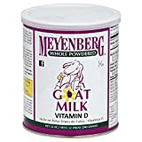 Meyenberg Goat Milk, Powder 12.0 Oz (Pack of 6)