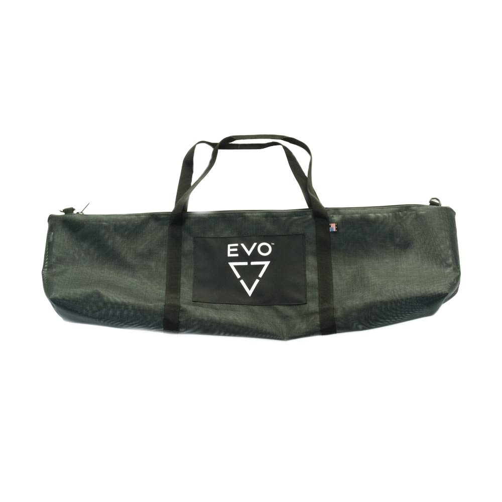 evo 44'' Mesh Fin Bag - Black by evo