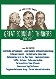 Great Economic Thinkers Series (Boxed Set)