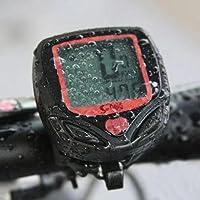 Doyeemei Bike Computer Speedo Odometer Average Speed Maximum Speed Cycle Bicycle