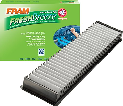 FRAM CF9594A Fresh Breeze Cabin Air Filter with Arm & Hammer