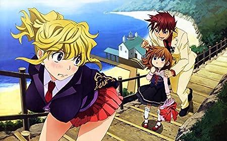 Higurashi No Naku Koro Ni Rei 22x14 Inch 56x35 Cm Silk Poster