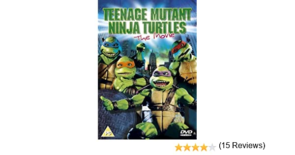 Teenage Mutant Ninja Turtles DVD 1990 by Judith Hoag: Amazon ...