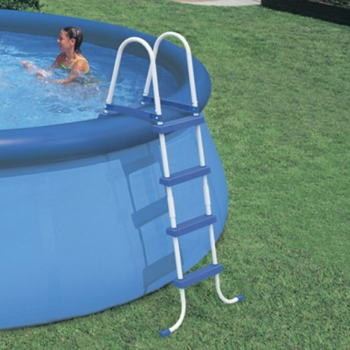 intex 18ft x 48in easy set pool set with filter pump. Black Bedroom Furniture Sets. Home Design Ideas