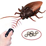 Eforoutdoor Remote Control Insects Trick Remote Electric Control Simulation Cockroach...