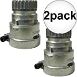 Quik Drive MAA3G2 Adapter for Makita FS2200, FS4200, FS6200 2-Pack