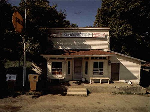 Overby's Store, Robertson County Lexington, Kentucky Original Vintage - Robertson Stores