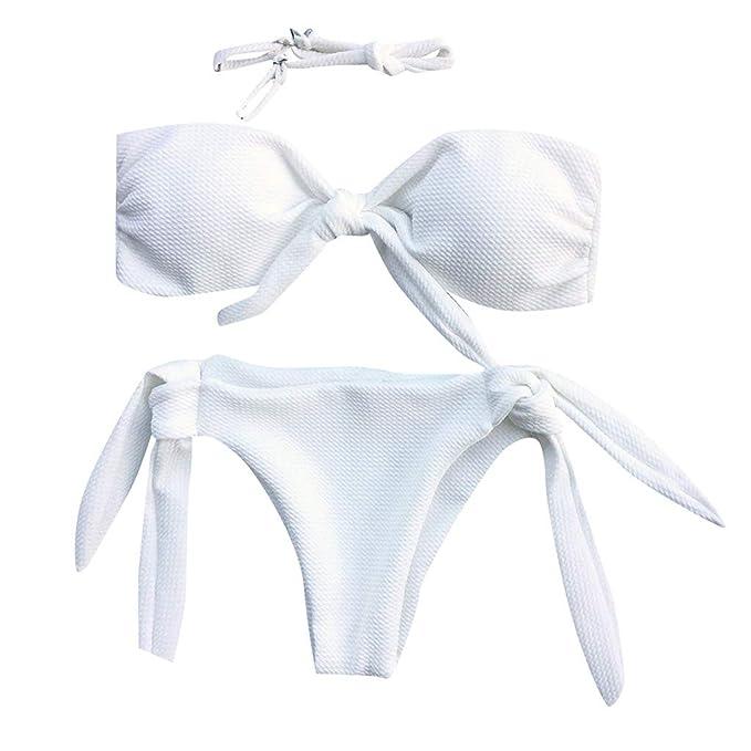 9b65649b3 Bikini de Cintura Alta para Mujer