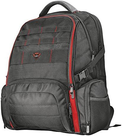 Trust Gaming GXT 1250 Hunter Gaming Rugzak Laptop Backpack Zwart