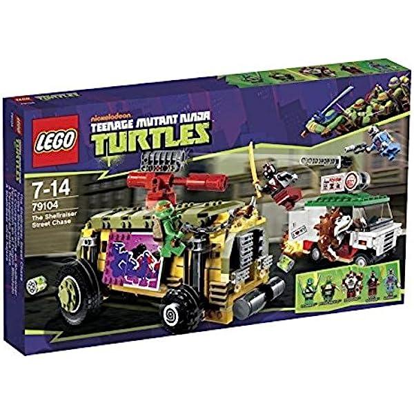 LEGO Tortugas Ninja - El Robot Destructor de Baxter - 79105 ...