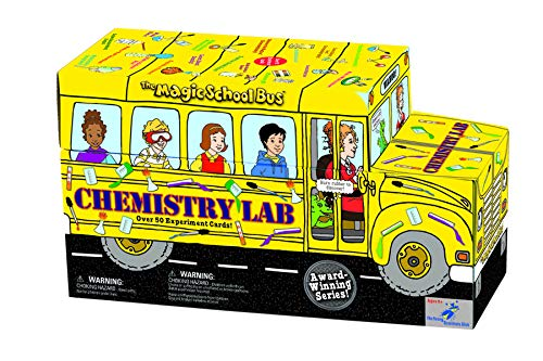The Magic School Bus - Chemistry Lab (Best Chemistry Kits For Kids)